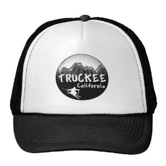 Esquiador artístico de Truckee Califórnia Boné