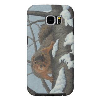 Esquilo Capa Para Samsung Galaxy S6