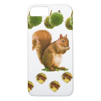 Esquilo das capas de iphone