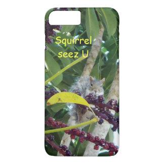 Esquilo Seez U Capa iPhone 7 Plus