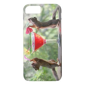 Esquilos do happy hour capa iPhone 7