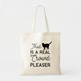 esse gato é um bolsa real da multidão por favor