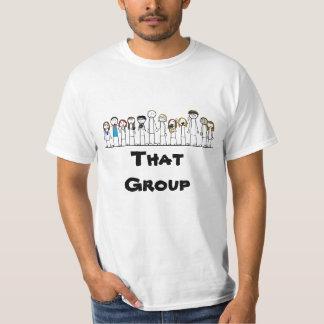 Esse grupo camiseta