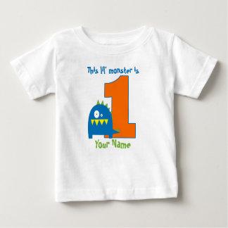 Esta camisa do aniversário do monstro de Lil