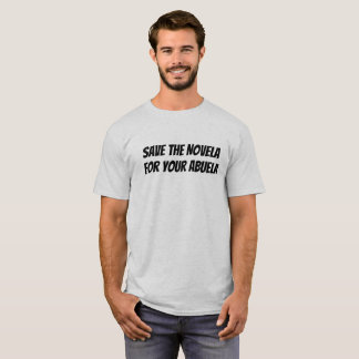 Esta camisa não tem nenhum tempo para suas
