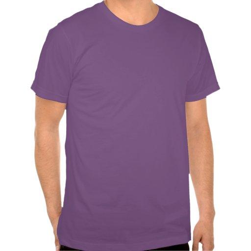 """""""Esta é minha camisa roxa"""", camisa Camiseta"""