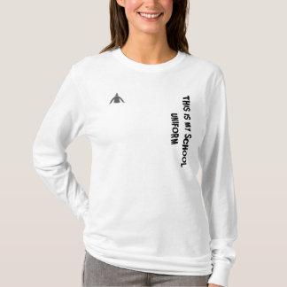 """""""ESTA É o hoodie da MINHA mulher da FARDA DA Camiseta"""