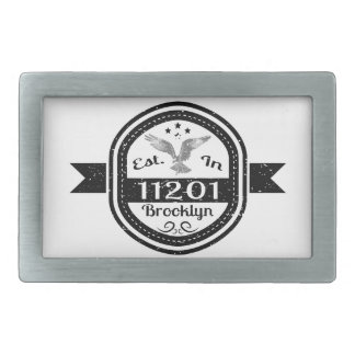 Estabelecido em 11201 Brooklyn