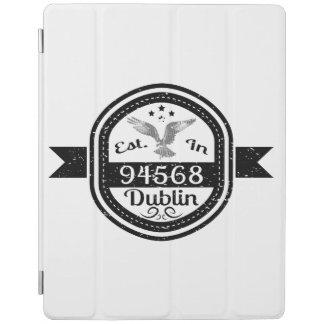 Estabelecido em 94568 Dublin Capa Smart Para iPad