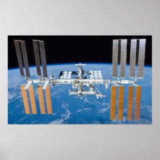 """Estação espacial internacional 16"""""""" poster x26"""