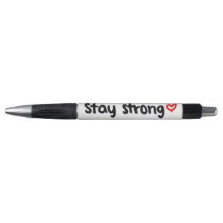 estada <3 forte caneta