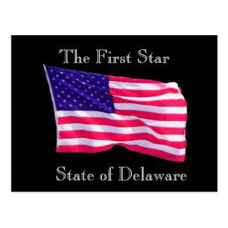 Estado de Delaware - cartão