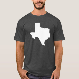 Estado de origem de Texas Camiseta
