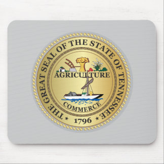 Estado de selo de Tennessee Mouse Pad