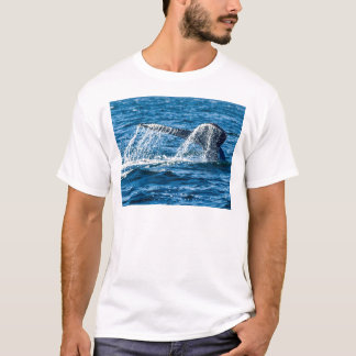 Estado de Washington da baleia de Humpback Camiseta