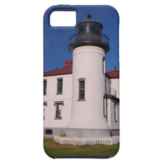 Estado de Washington principal do farol de Capa Tough Para iPhone 5