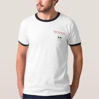 Estado do crânio o domínio tshirts