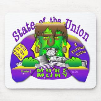 Estados da União de Frank O Mousepad