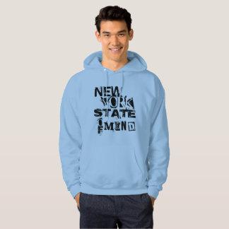 Estados de Nova Iorque da mente Moletom