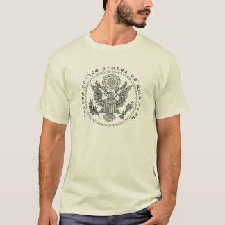 Estados policiais unidos de Amerika Camiseta