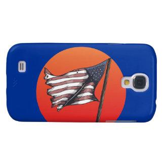 Estandarte EUA flag United States America Galaxy S4 Covers