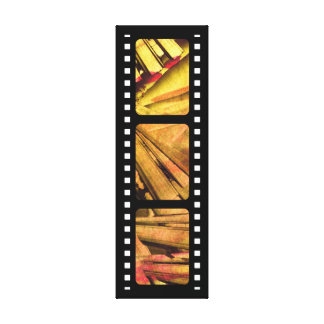 Estas canvas são de minha série de Las Ventanas Impressão Em Tela