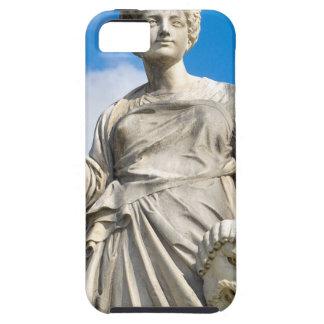 Estátua antiga capa tough para iPhone 5