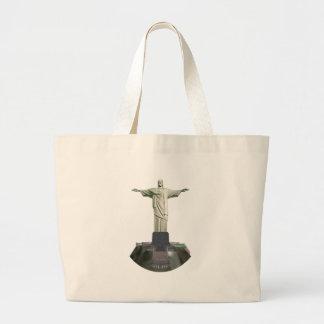 Estátua Cristo o redentor modelo 3D Bolsas Para Compras
