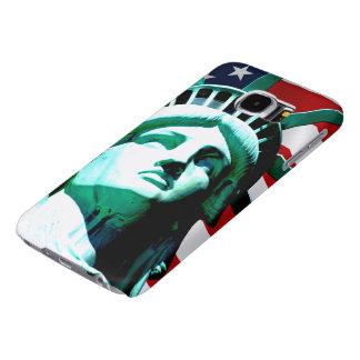Estátua da liberdade, New York Capas Samsung Galaxy S6