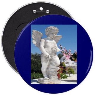 Estátua do anjo boton
