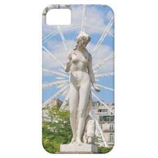 Estátua que descreve a mulher em Paris Capa Barely There Para iPhone 5