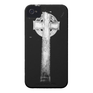Estátua transversal velha capas para iPhone 4 Case-Mate