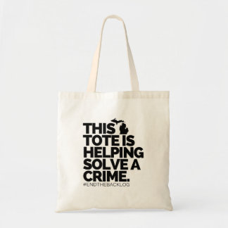 Este bolsa está ajudando resolve um crime |