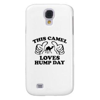 Este camelo ama o dia de corcunda capas samsung galaxy s4