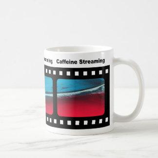 Este copo de café é de minha série de Las Venanas Caneca