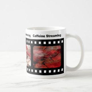 Este copo de café é para minha série de Las Caneca