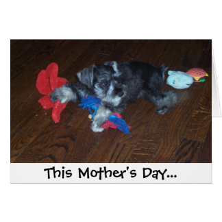 Este dia das mães… cartao