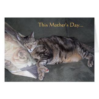Este dia das mães… cartão