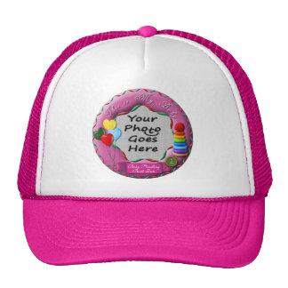 Este é meu chapéu dos camionistas do bebé bone