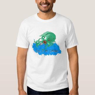 Este é MEU domínio T-shirts