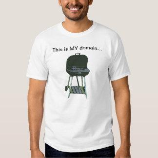 Este é MEU domínio… Tshirts