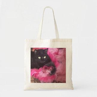 Este é meu gato bolsa tote