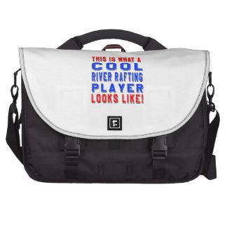 Este é o que um jogador legal transportar de rio maleta para notebook