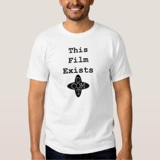 Este filme existe t-shirts