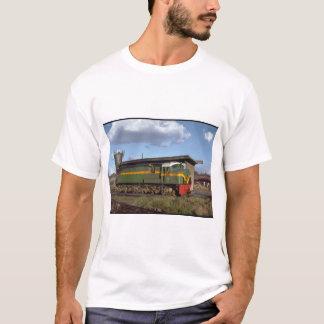 Este <Kenya, unit_Trains diesel da ORELHA do mundo Camiseta