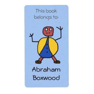 Este livro pertence às pessoas conhecidas feitas etiqueta de frete