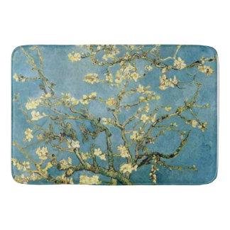 Esteiras de banho da flor da amêndoa de Vincent Tapete De Banheiro