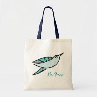 Esteja livre bolsas para compras