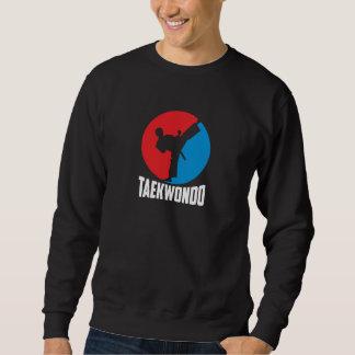 Esteja no estilo de Taekwondo Sueter