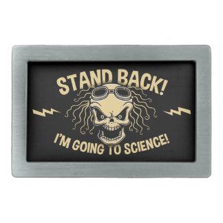 Esteja para trás! Ciência